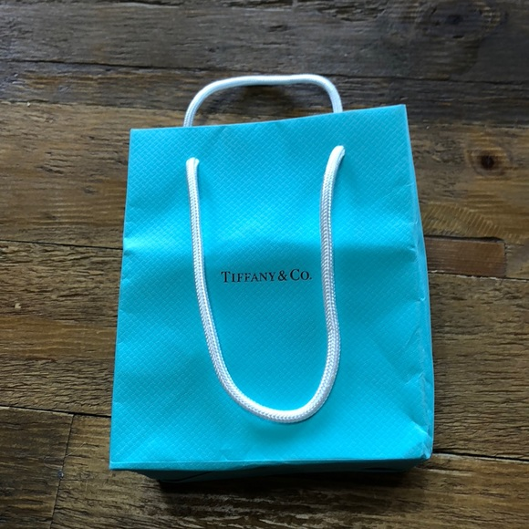 9135ac5eb7 Tiffany & Co. Accessories | Bogo Free Tiffany And Co Small Paper Bag ...